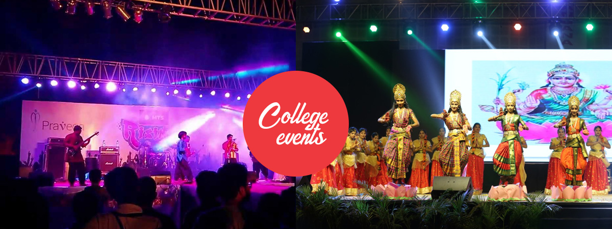 College and School Event Management